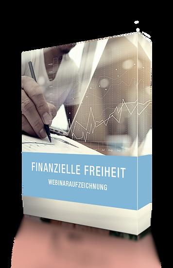 Finanzielle Freiheit | Webinar Aufzeichnung