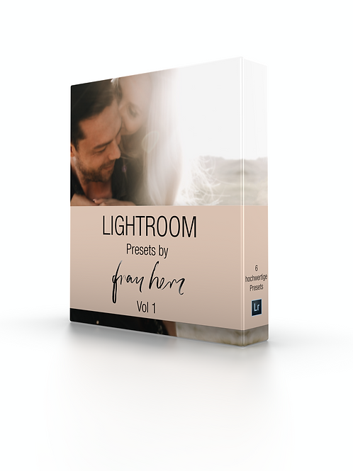Lightroom Presets VOL1