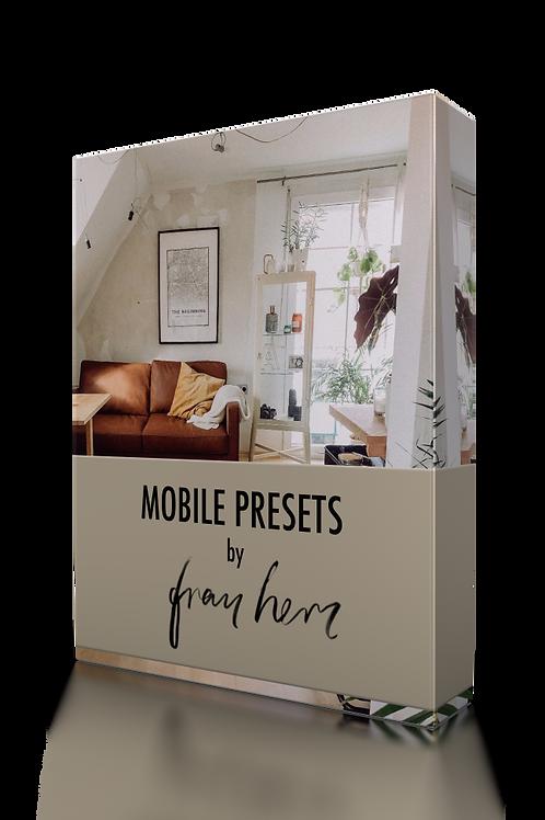 Mobile Lightroom Presets