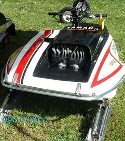 Jeff Leupold's 73 Yamaha SR