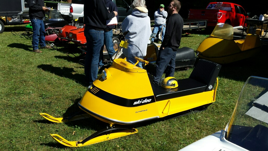 Best of show. Ed Castallano, 66 SkiDoo