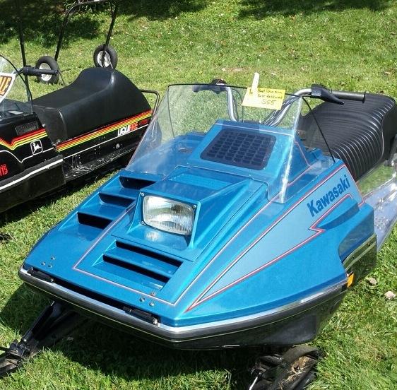 Bud Gordon's 1980 Kawasaki Intruder