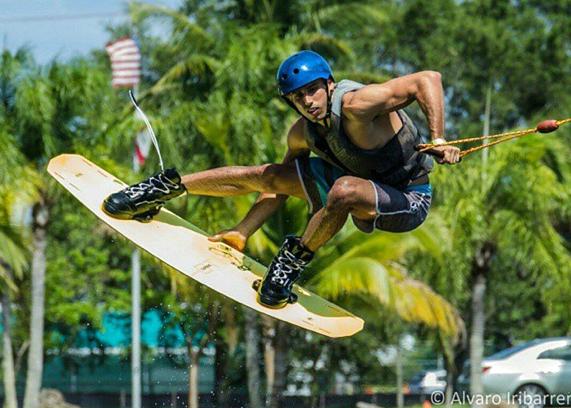 Joel Palau Wakeboard
