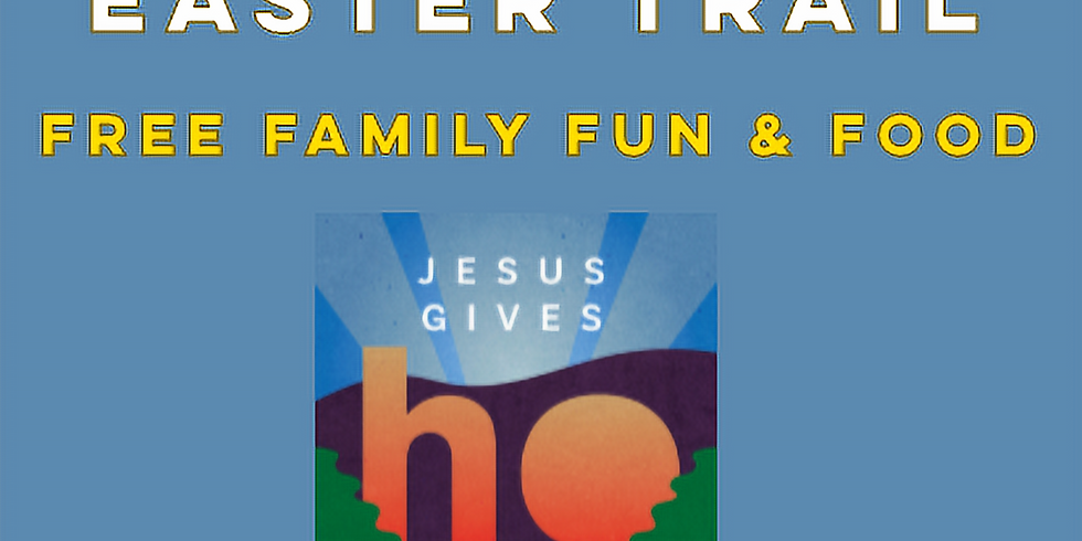 Good Friday Easter Trail