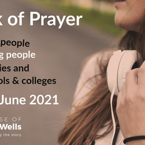 Call to pray for Young people
