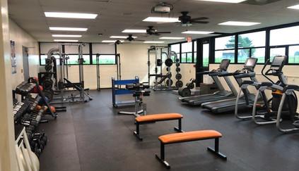 Franklin High School Gym 5