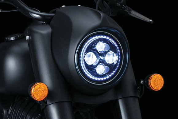 "Orbit Vision 7"" L.E.D. Headlight"