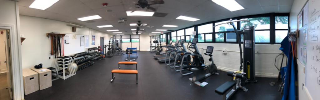 Franklin High School Gym 1