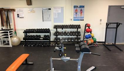 Franklin High School Gym 3