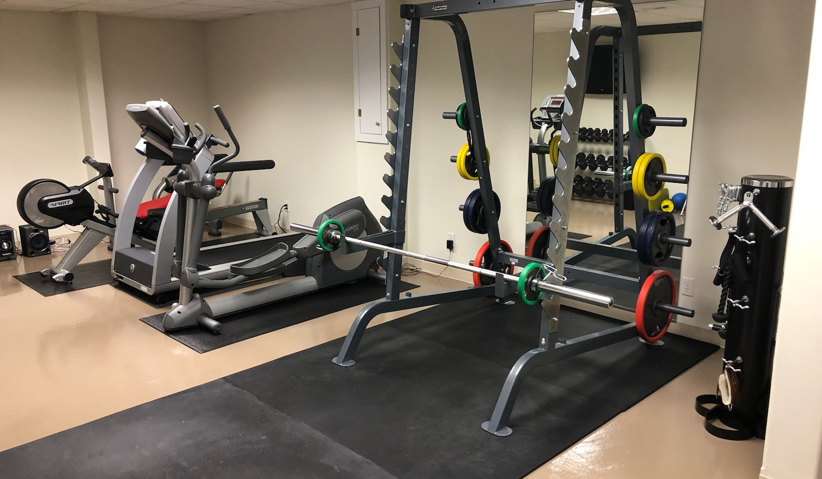 Springfield Home Gym