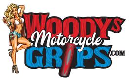 Woody's Motorcycle Grips Logo