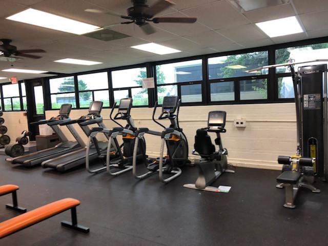 Franklin High School Gym 6