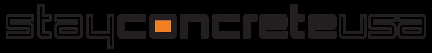 StayConcreteUSA Logo