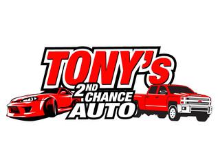 Tony's 2nd Chance Auto Logo