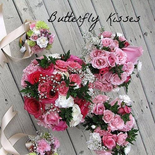 Butterfly Kisses Fidget Sniffer