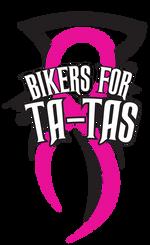 Bikers For Ta-Tas Logo