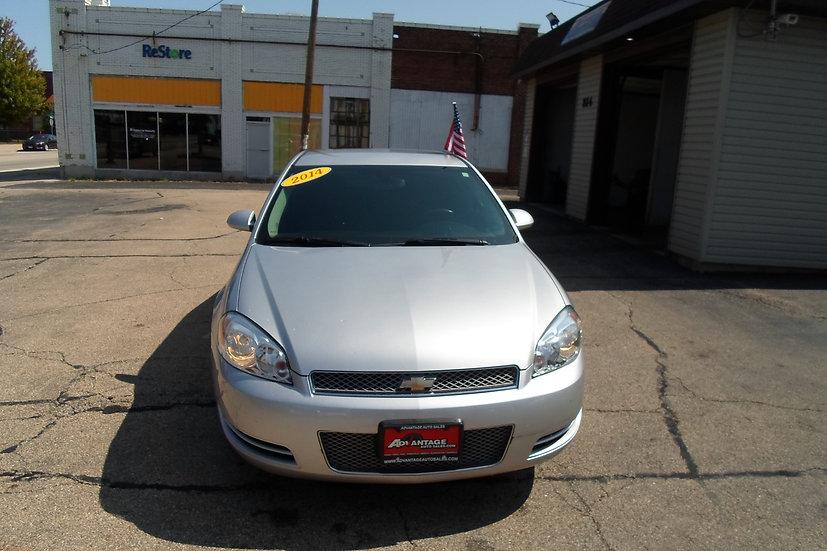 2014 Chevrolet Impala Ltd