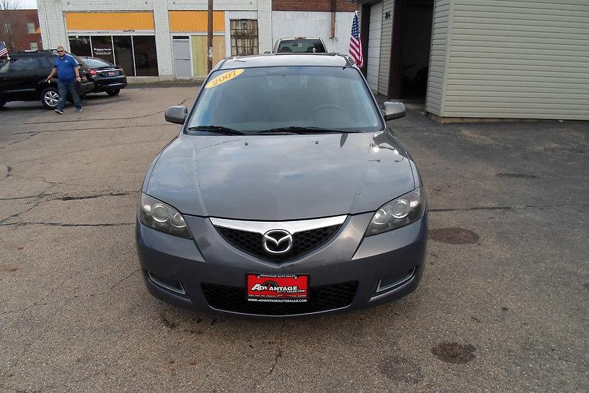 2007 Mazda Mazda 3