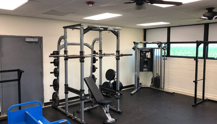 Franklin High School Gym 4