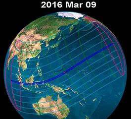 March's Eclipses: I Hate To See You Leave, But I Love to Watch You GROW