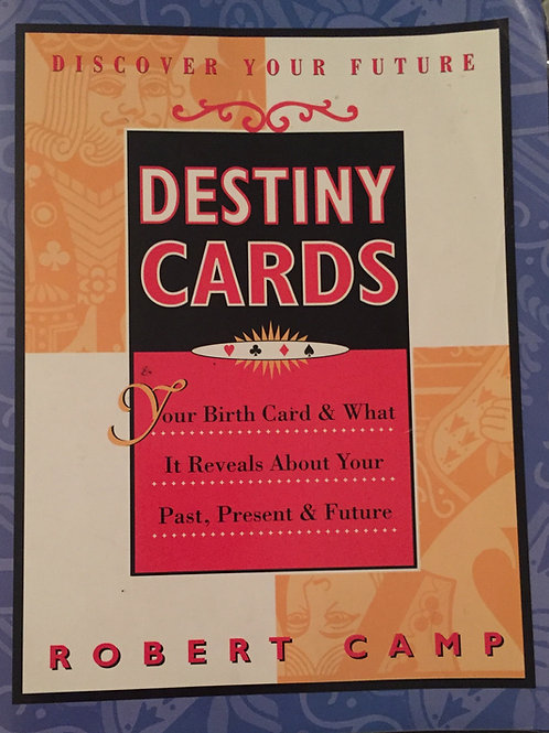 Destiny Cards Personalized for you