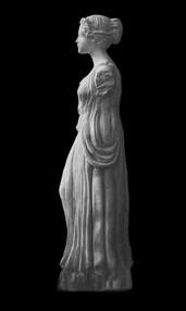 Caryatid profile