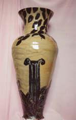 Greek Motif Vase