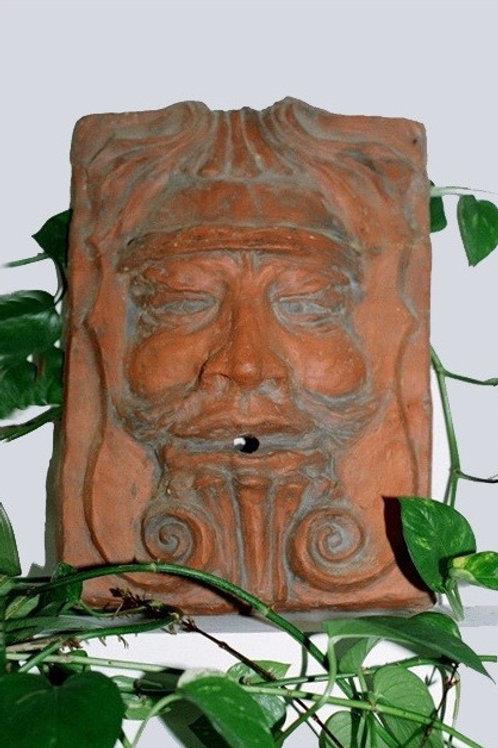 Viking Wall Fountain