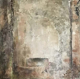 """Mystery Wall, 48"""" by 48"""""""