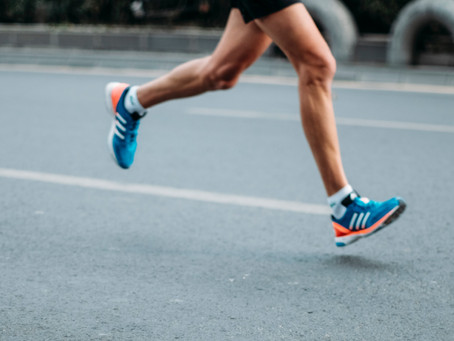 Running on the Treadmill vs. Running Outside