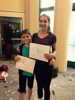 Congrats Brooke and Sam!!