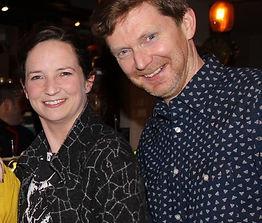Bonnie Dempsy and Dave O'Sullivan