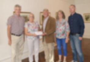 Ted And Mary O Regan Arts Bursary - Chlo