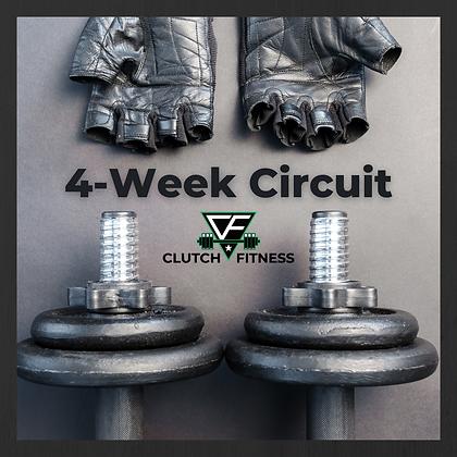 4-Week Circuit Strength Program