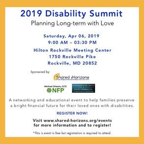 2019 Disability Summit