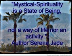 Mystical- Spirituality...