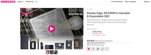 Indiegogo campaign is now closed at $20,855 USD!