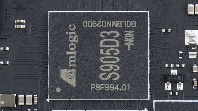 Amlogic S905D3 SoC