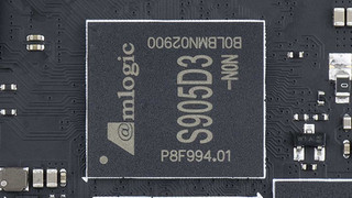 Amlogic S905D3 SoC