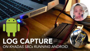 Android OS - Capture Running Log