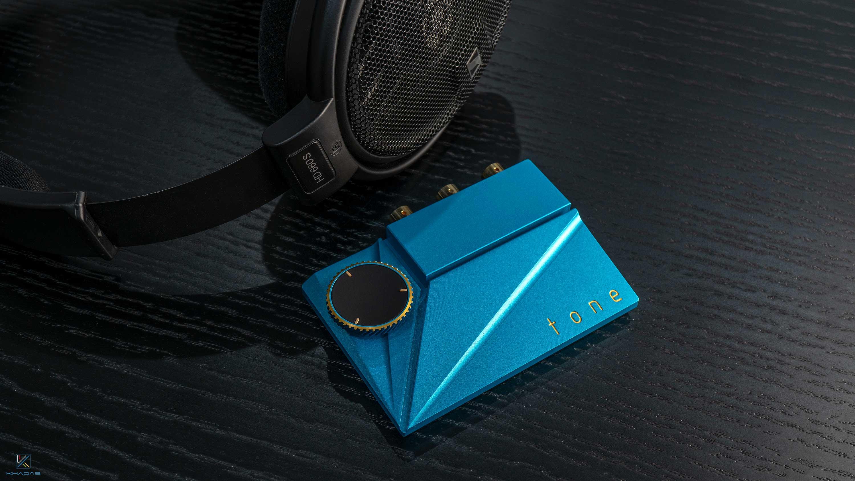 Tone2 Pro, water blue.