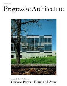 Progressive Architecture Catalogue