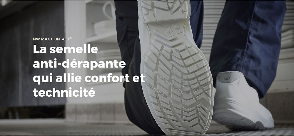 Chaussures agroalimentaire