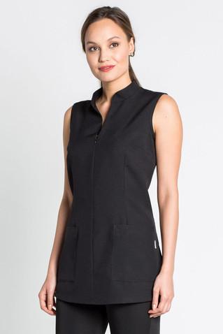 La blouse sans manche, un look moderne et confortable