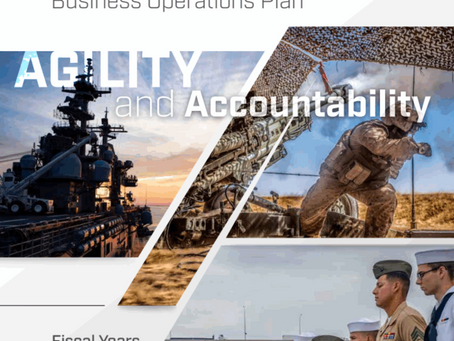 Scrum@Scale: Part of the U.S. Navy's Business Operations Plan?