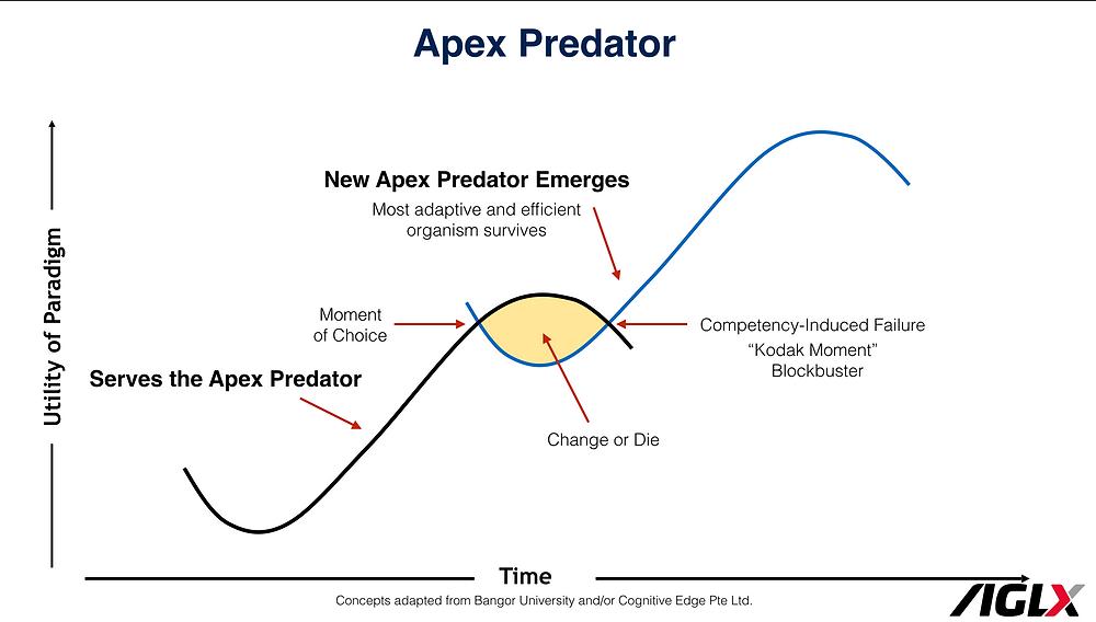 Apex Predator Overlapping S-Curves | AGLX Consulting