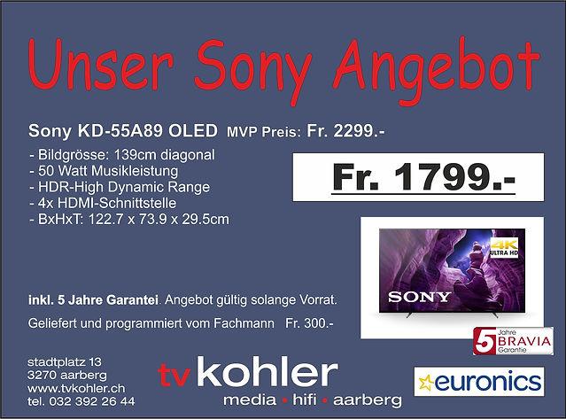 Angebot 2021 Sony Color blau KD-55A89 lila.jpg