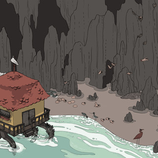 Beach Witch Environment