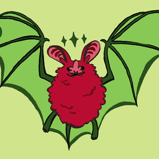 Watermelon Bat