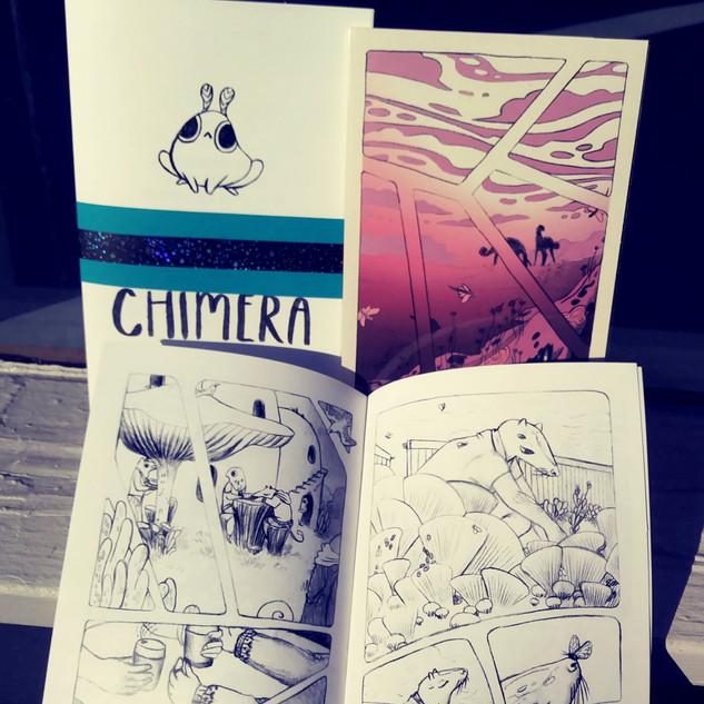 Chimera Zine and Print